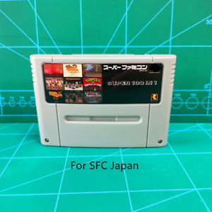 Super-100-In-1-Game-Cartridge-16-Bit-Multi-cart-Japan-NTSC-SNES-Super-Nintendo