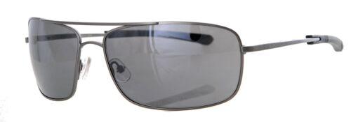 new Gargoyles Sunglasses Barricade Gunmetal Smoke Silver Polarized