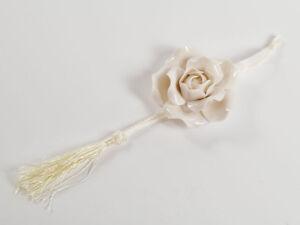 Segnaposto Matrimonio Rosa.Bomboniere Segnaposto Rosa Bianca Battesimo Comunione Matrimonio 7