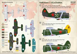 Print-Scale-Decals-1-72-Polikarpov-I-389cmChaika-034-72338