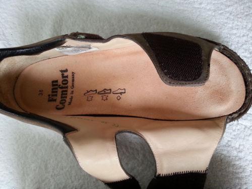 NEW ARRIVAL-FINN COMFORT-for sensitive feet 8 - 8 1 1 1 2 Womens US (39 EU) P-W-77 24d190