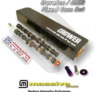 Massive Crower Custom Cams Camshafts MZR Duratec Fusion Mazda 3 6 2.0 2.3 2.5