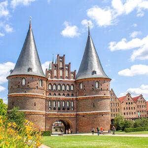 3Tg-Kurz-Urlaub-Schleswig-Holstein-Hotel-Hanse-Staedte-Reise-Luebeck-Kiel-Hamburg