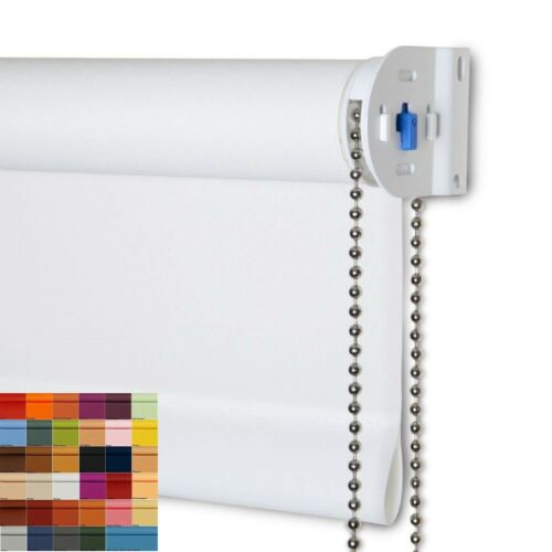35 Colours Custom Made Best Price Quality Made To Measure Roller Blind