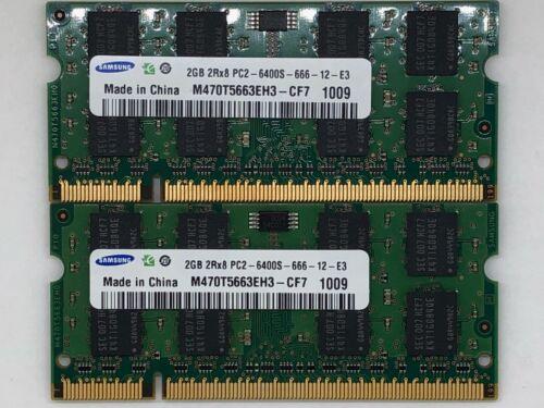 4GB KIT RAM for Dell Latitude D520 B4