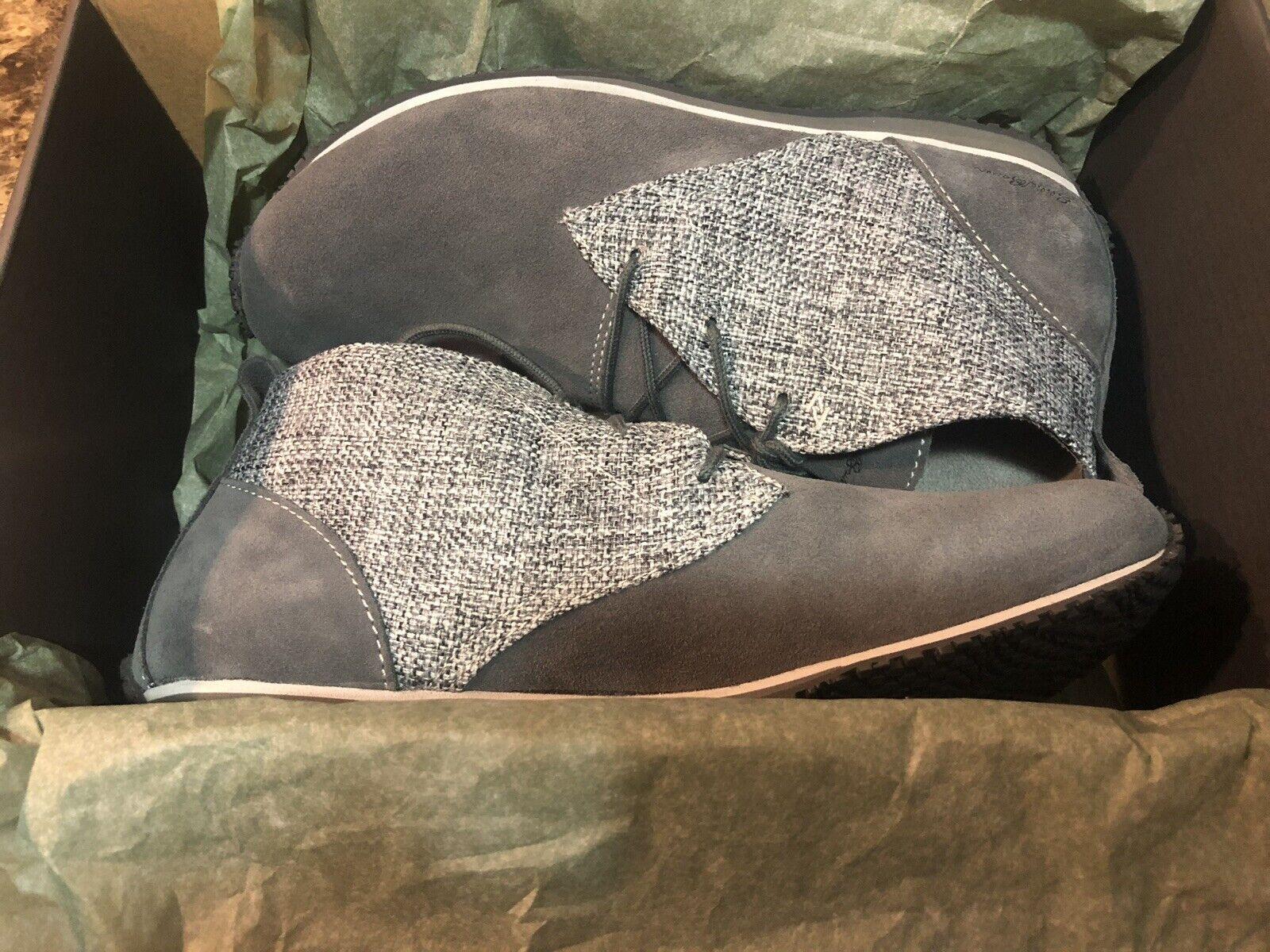 Eddie Bauer Women's Women's Women's Transition Chukkas Cinder Size  8.5 Grey Brand New f6194b