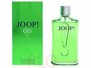 Details zu JOOP! Go 200ml Eau De Toilette Men Spray