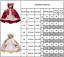 Kids-Baby-Girls-Red-Party-Dress-Princess-Wedding-Flower-Girls-Fancy-Tutu-Dress thumbnail 64