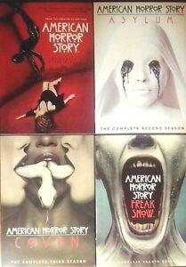 American Horror Story DVD Release Date