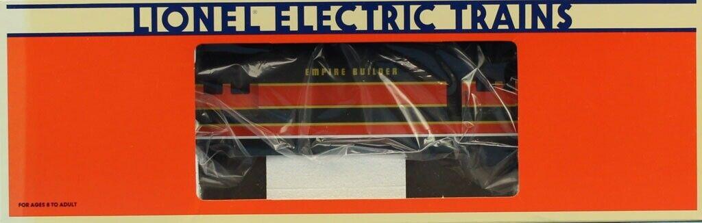 Lionel O Gauge GREAT Northern Empire BUILDER modellolo Treno Vagone merci  619116
