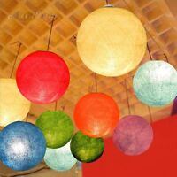 Aladin Big Cotton Ball Hanging Lampshade Home/Room/Outdoor New Lighting Decor UK