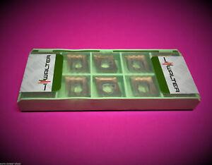 10 x Walter CCGT060204-PM2 WXN10 Wendeschneidplatten  5025570