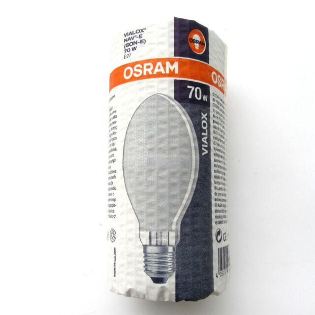 Osram Vialox Lampe 70w E E27 Nav E 70 E Ebay