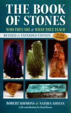 """Book of Stones"" History Legend Chakra Crystal Resonance Spiritual Heal Emotions"