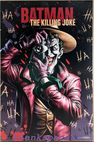 Details about  /Metal Tin Sign batman killing joke Bar Pub Home Vintage Retro Poster Cafe