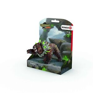 Schleich-Eldrador-Creatures-Cave-Bear-Figure-Set-42454-NEW-IN-STOCK
