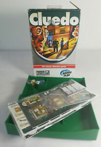 Travel-CLUEDO-The-Classic-Detective-Game-Parker-VGC-COMPLETE