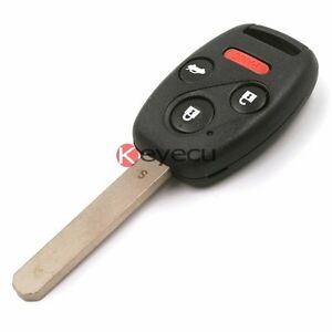 New keyless entry remote car key fob for 2006 2011 honda for Program honda civic key