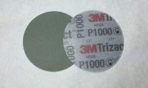 1-x-Disco-Hookit-Autoadesivo-3M-50413-TRIZACT-DIAM-75-P1000