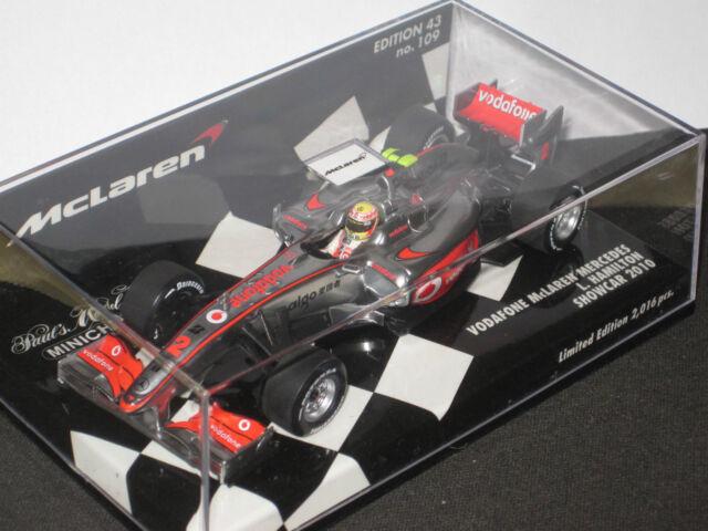 Minichamps 1/43 530 104372 McLaren Edition 43 no.109. EDITION LIMITEE.