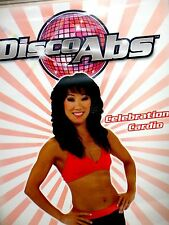 Disco Abs,Celebration Cardio DVD Lose Weight Dance Music Fat Burn Exercise New