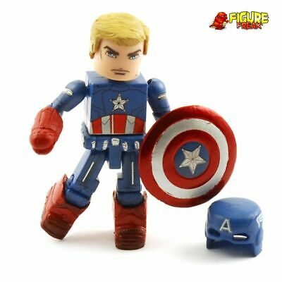 Marvel Minimates Series 45 Avengers Movie Captain America