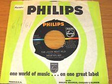 "60s ROCK/NORTHERN SOUL 45 RPM - BRIAN HYLAND - PHILIPS 40377 - ""JOKER WENT WILD"""