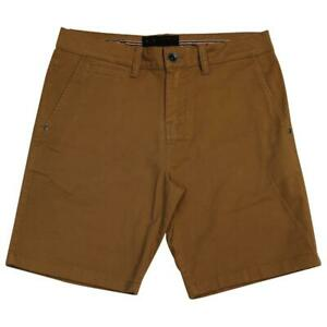 Oakley-Workshop-4-0-Shorts-Size-36-XL-Tobacco-Brown-Mens-Casual-Walkshorts