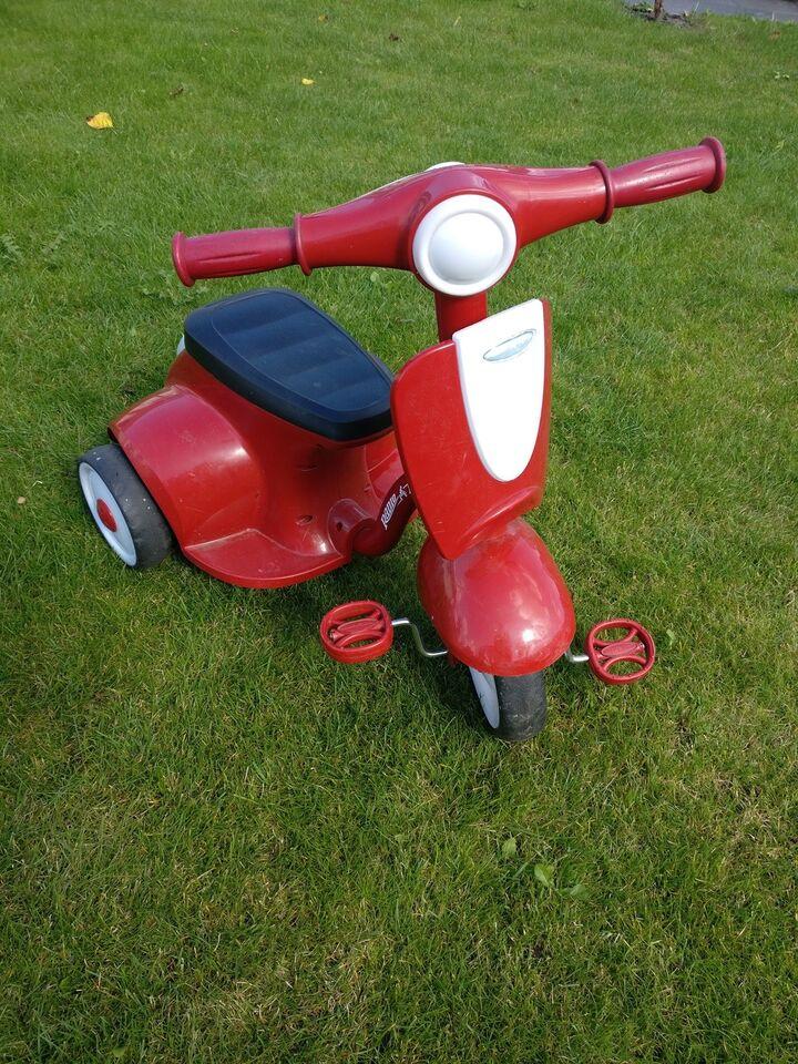 Unisex børnecykel, trehjulet, Radio Flyer