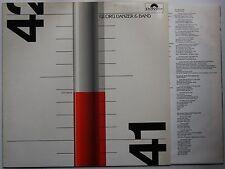Georg Danzer Jetzt Oder Nie 1980 LP + Inner