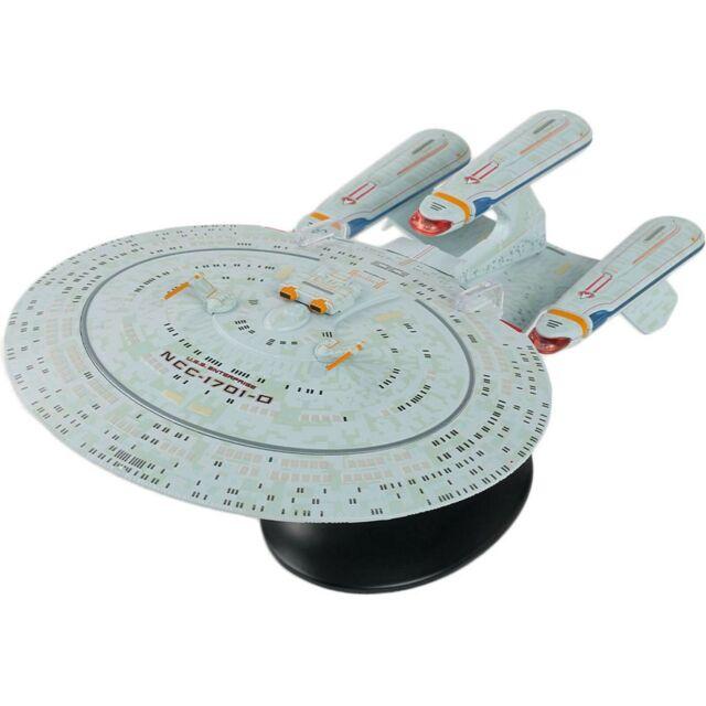Eaglemoss USS Enterprise NCC-1701-D Dreadnought All Good Things Ship XL IN STOCK