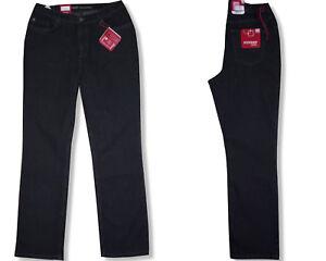 Stooker-Sina-Santiago-Damen-Stretch-Jeans-Hose-Black-Wash