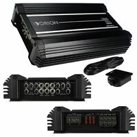 Orion Xtr 4 Ch. Amplifier 4000 Watts