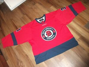Game Used Brock University Badgers Hockey Goalie Jersey Canadian