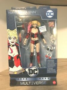 DC Comics Multi-univers Harley Quinn Lex Luthor CNC série WALMART EXCLUSIVE NEW