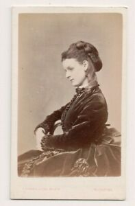 Vintage-CDV-Amy-Gordon-Lennox-Countess-of-March-Duchess-of-Richmond