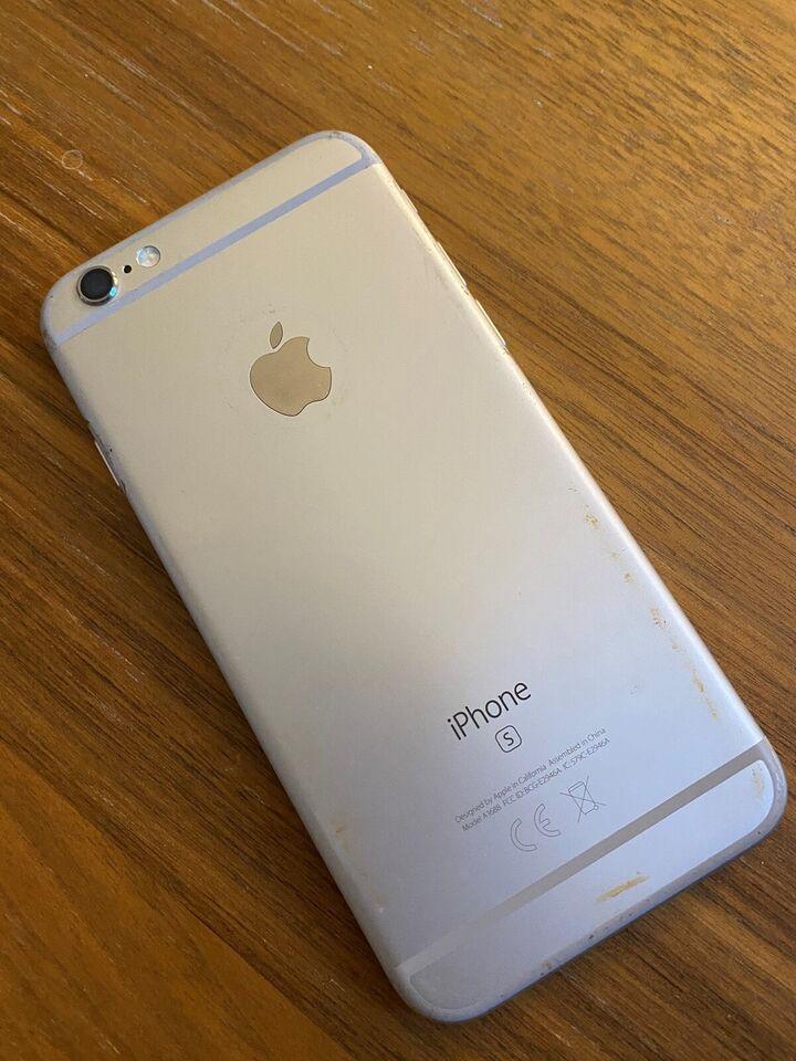 iPhone 6S, 32 GB, hvid