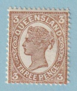 QUEENSLAND-134-MINT-NEVER-HINGED-OG-NO-FAULTS-EXTRA-FINE
