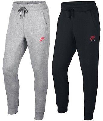 Soplar Inconveniencia Diacrítico  New Nike Skinny Fit Tracksuit Jogging Bottoms Joggers Sweat Pants - Black &  Grey | eBay