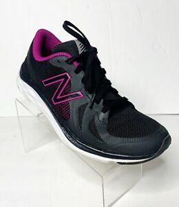 New-Balance-790v6-Women-039-s-Size-US-8-5-Black-amp-Pink-Gym-Athletic-Running-Shoes