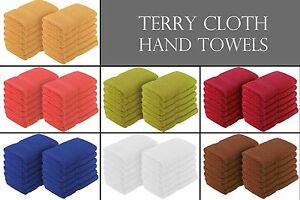 Crover-Fast-Drying-Super-Absorbent-Terry-Cloth-Bath-amp-Kitchen-Hand-Towel-16-034-x27-034