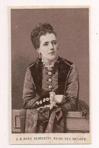 Vintage-CDV-Archduchess-Marie-Henriette-of-Austria-Queen-of-Belgium