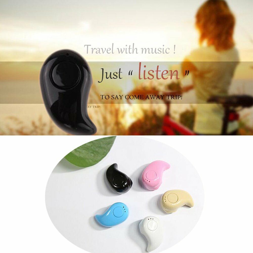 Bluetooth Headset Autumnfall Mini Ultra Small S530 4 0 Stereo Bluetooth Earbud For Sale Online Ebay