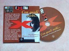 V.V.A.A. / CON QUALI OCCHI... (omaggio a F. De Gregori) - CD (2007)