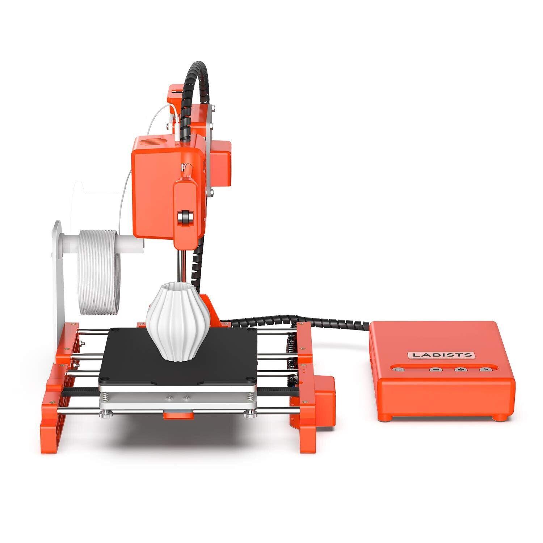 Labists Mini 3D Printer FDM 100x100x100mm Windows Mac Untested