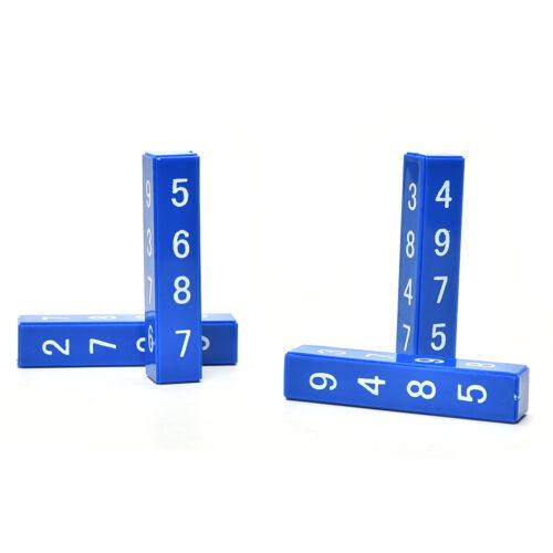 Zauberartikel & -tricks 1 Satz Schnelle Berechnung Blöcke Zaubertricks Requisiten Kinder Spielzeug WH