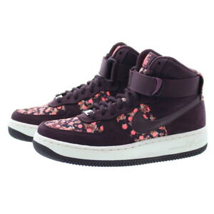 3698968064 Details about Nike 706653 Womens Air Force 1 Hi Top Liberty QS 'Camo'  Basketball Shoe Sneakers