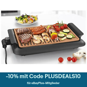 GOURMETmaxx Beef Elektro Grill Innen & Außen 220°C