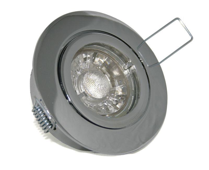 Decken Unterbau Rahmen Lana 230V Reflektor GU10 5 Watt = = = 50 Watt Dimmbar Led 5d9741