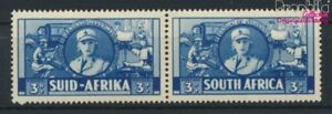 Afrique Du Sud 145-146 Horizontale Couple Avec Charnière 1941 Kriegsr (9233578